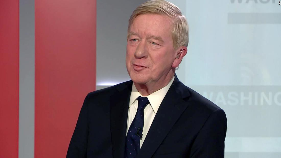 Bill Weld lays out strategy for 2020 Trump primary challenge - CNNPolitics