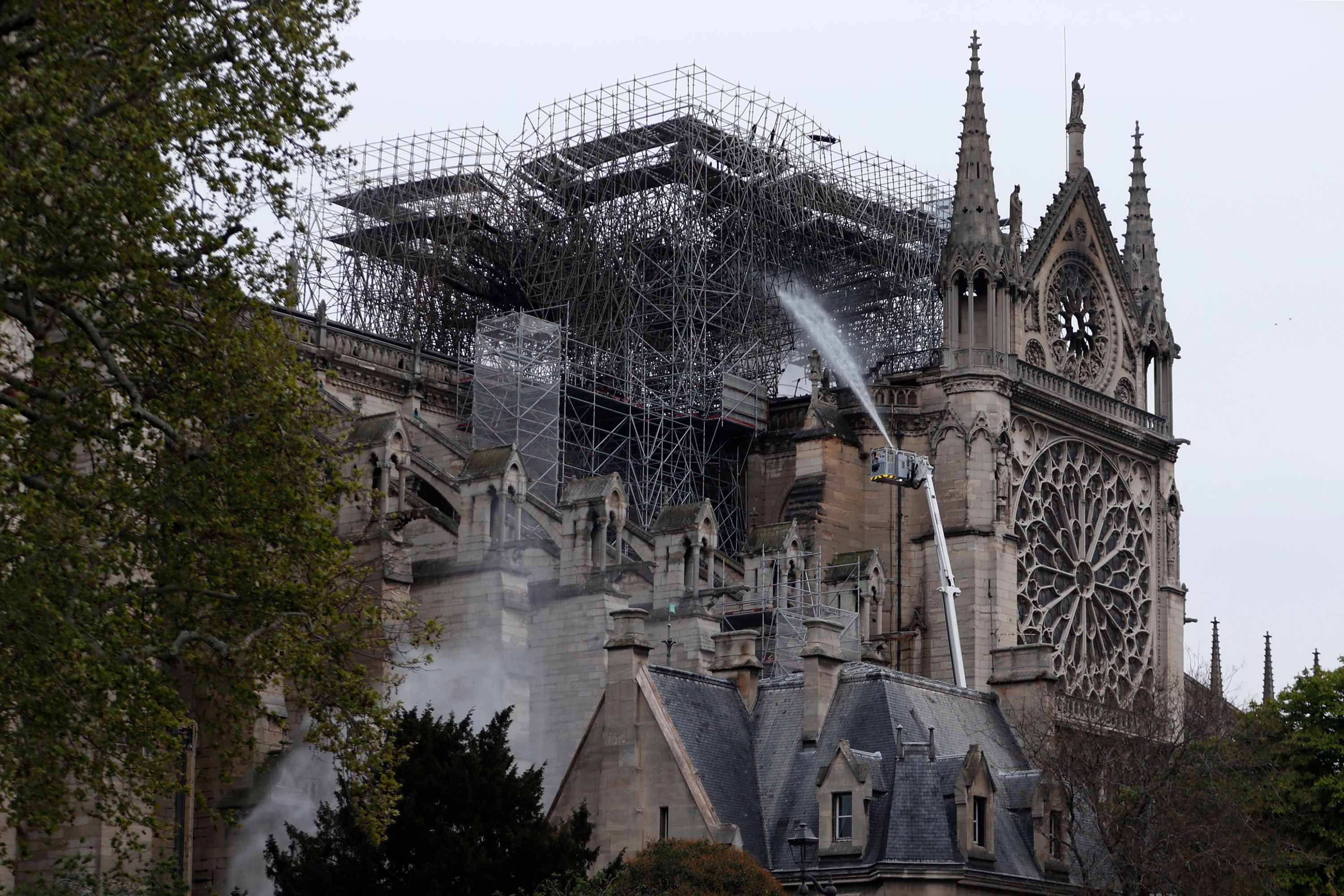 Notre Dame: How to rebuild a Gothic masterpiece - CNN Style