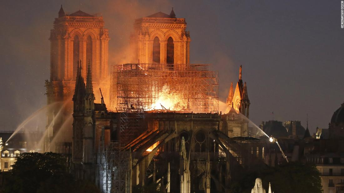 Some Chinese nationalists see justice for Summer Palace razing in Notre Dame fire - CNN