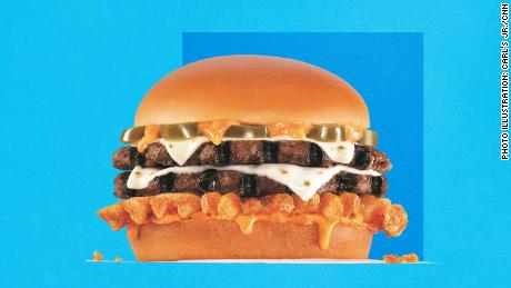 Carl's Jr. broils CBD burger for pot's unofficial holiday