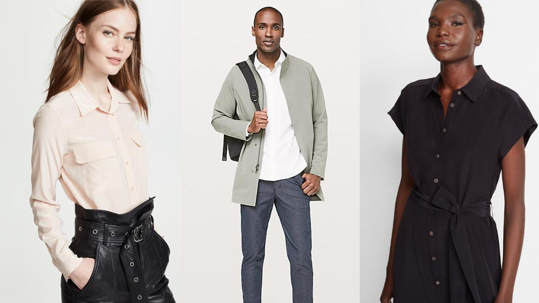 The most comfortable men's and women's workwear for every budget
