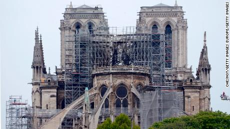 How to rebuild a Gothic masterpiece like Notre Dame, by people who have done it before