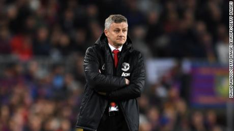 Ole Gunnar Solskjaer signed a three-year deal with United in March 2019.