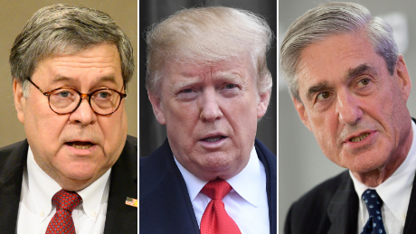 Democrats outraged as Trump team shapes Mueller report rollout
