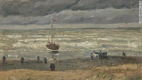 Two stolen Van Gogh paintings are finally returning to public view after 17 years