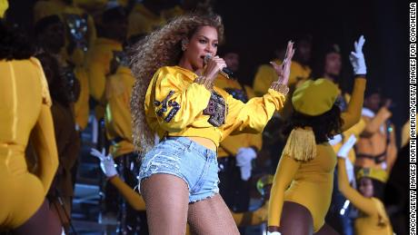 Beyoncé drops 'Homecoming' album along with Netflix doc