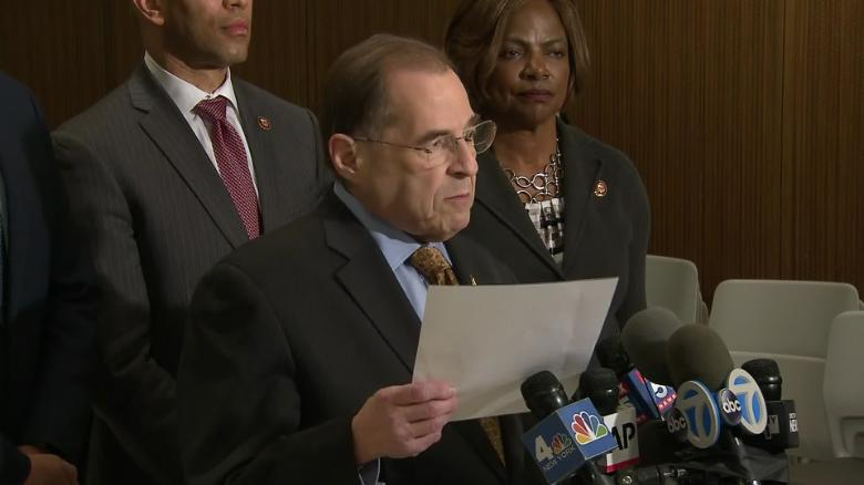 Nadler Barr waging media campaign on behalf of Trump