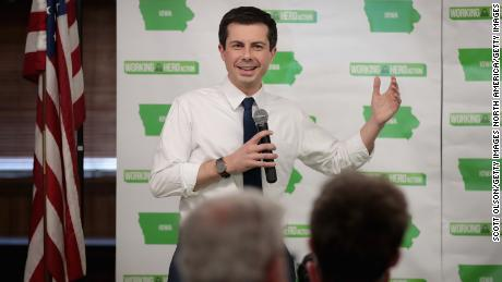 Biden retains lead in Iowa poll, but Warren and Buttigieg gain