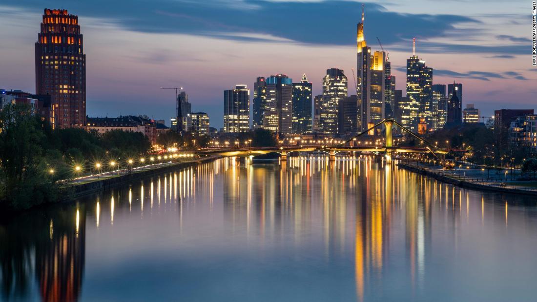 10 best attractions in Frankfurt, Germany