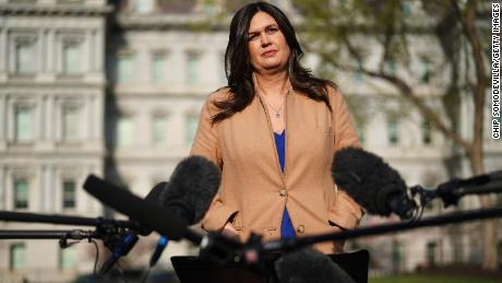 Sarah Sanders admitted she lied to the White House press. Does she have any credibility left?