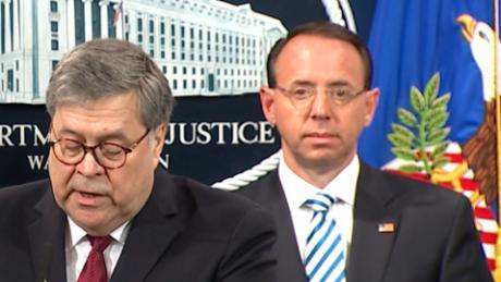 Rosenstein unloads on critics, defends handling of Russia investigation