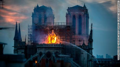 Notre Dame chief architect told to 'shut his mouth' on reconstruction