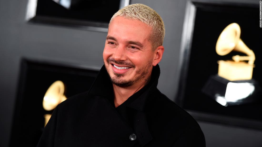 J Balvin makes history as Lollapalooza's first Latino headliner - CNN