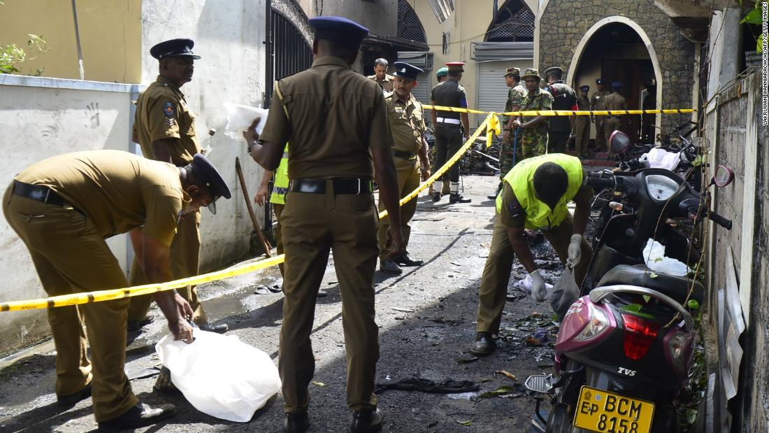 Sri Lanka attacks: What we know about Easter bombings