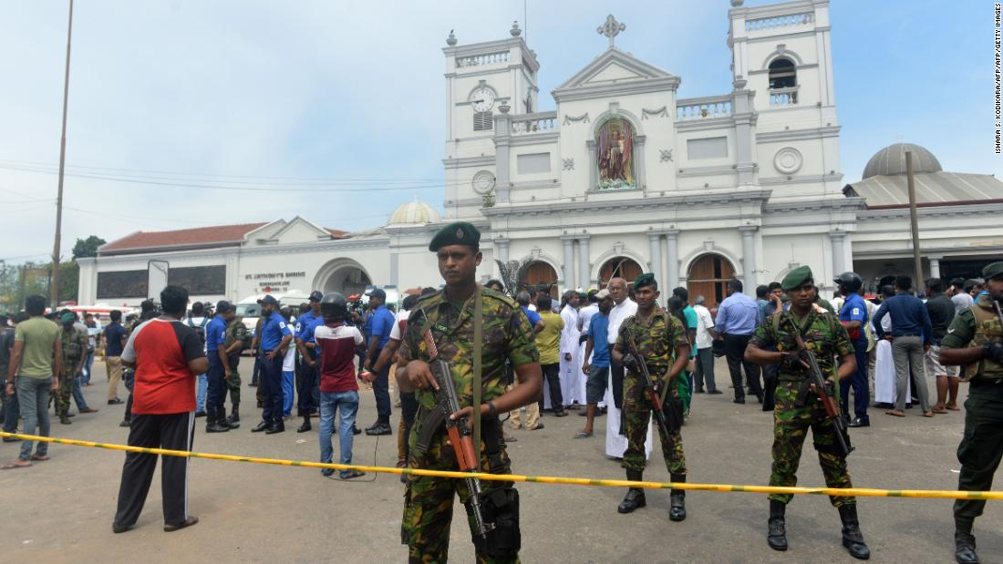 Sri Lanka blasts: At least 207 dead in Colombo, Negombo and Batticaloa - CNN