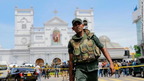 Sri Lanka, citing 'false news reports,' blocks social media after attacks