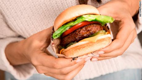Beyond Meat burgers coming to grocery stores across Canada next month