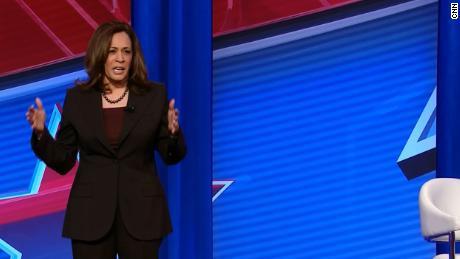 Kamala Harris on Trump: 'I believe Congress should take the steps towards impeachment'