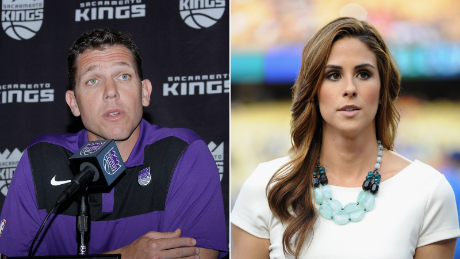 Sacramento Kings coach named in sportscaster's sex assault lawsuit