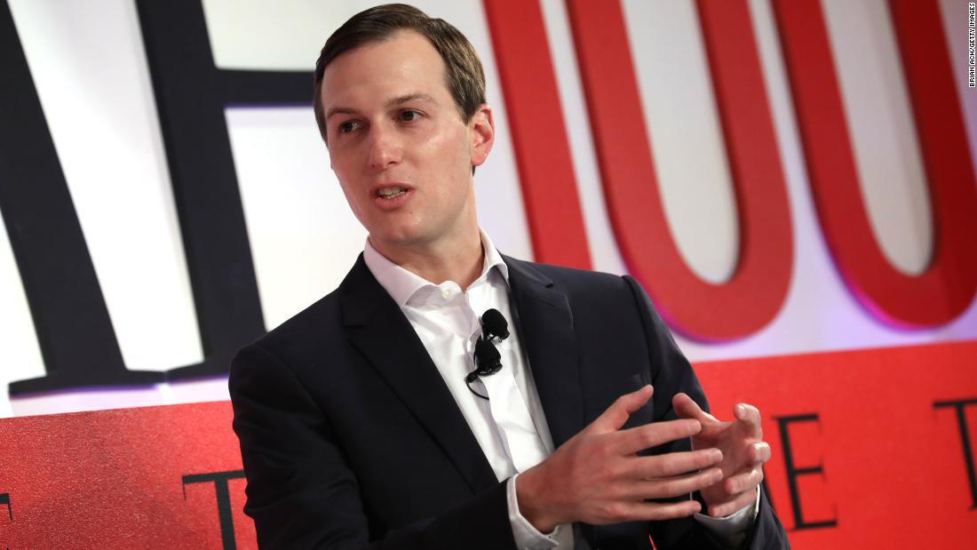 Jared Kushner says Russia investigations more harmful to US 'than a couple Facebook ads' - CNNPolitics