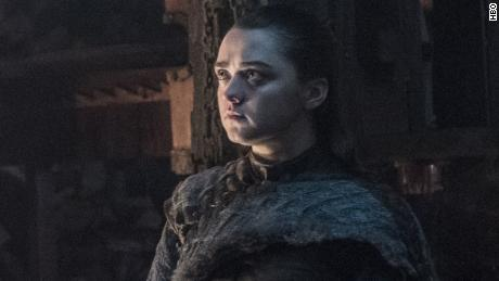 Arya Stark's sex scene on 'Game of Thrones' is a big deal