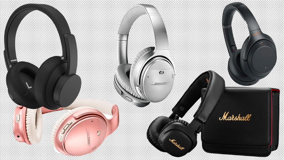 Passive or active? All-day battery or sweet sound? Here are our favorite noise canceling headphones