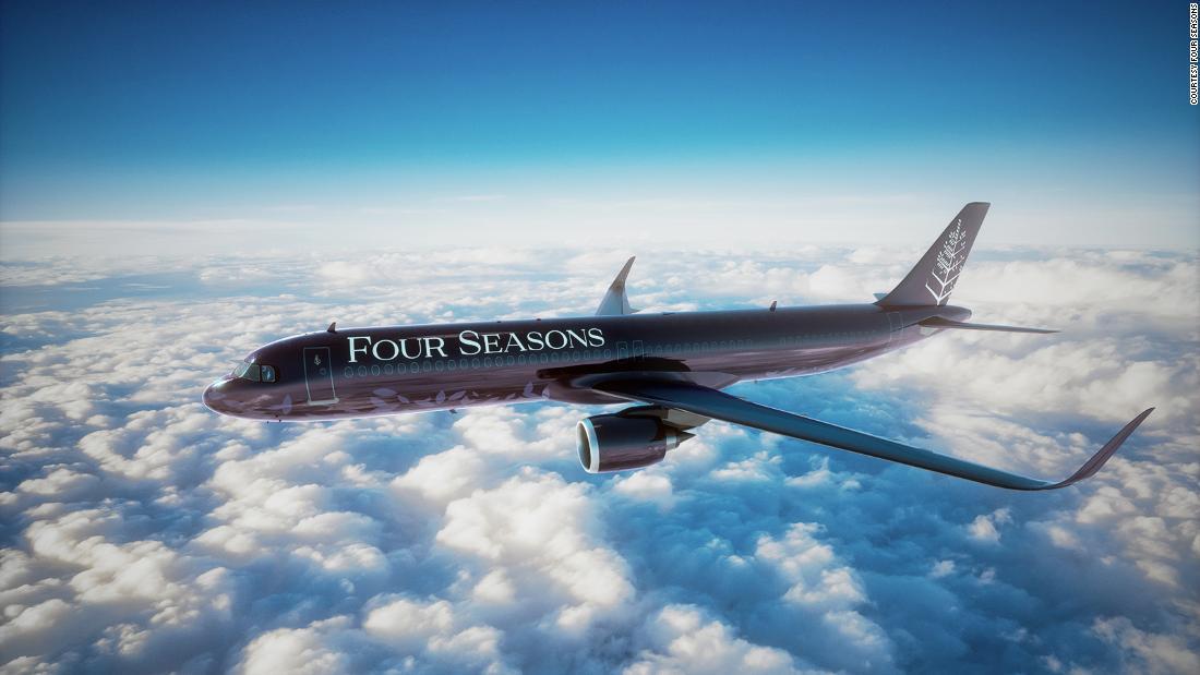 'Four Seasons Jet 2.0' to take flight in 2021