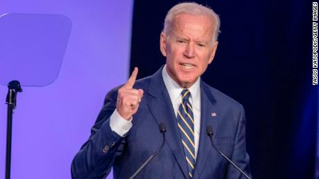 Biden fights for old soul of Democratic Party with campaign launch
