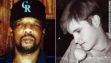 There are two names on the federal hate crimes law. One is Matthew Shepard. The other is James Byrd Jr.