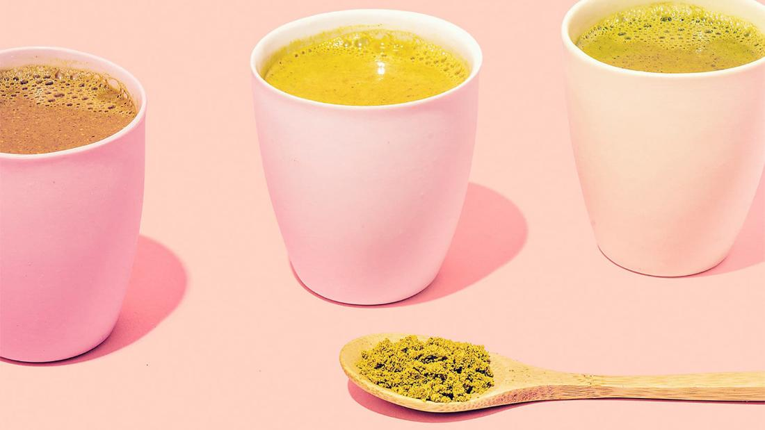 Matcha, golden milk, lattes: Here's how to make your favorite specialty drinks