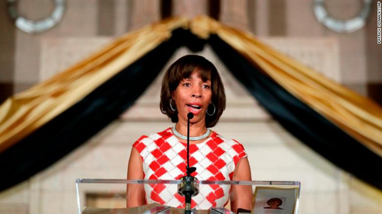 Baltimore Mayor Catherine Pugh Resigns Amid Self-Published Children's Books Scandal