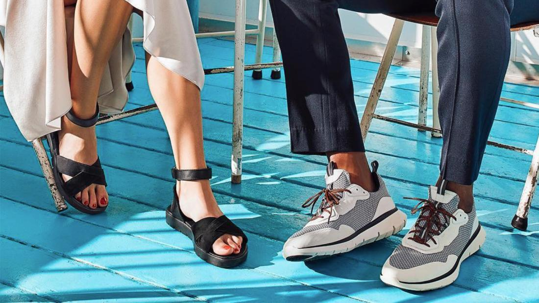 Upgrade your footwear during Cole Haan's semi-annual sale