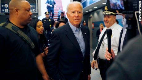 CNN Poll: Biden solidifies front-runner status with post-announcement bump