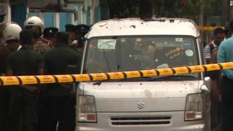 15 people found dead after police raid in Sri Lanka
