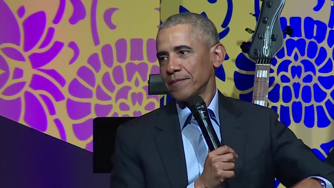 President Obama: Leaders who 'feed fear typically are also ones who avoid facts' - CNNPolitics