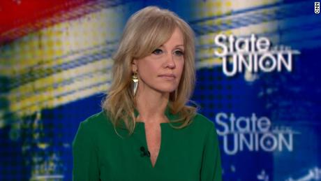 Conway: Trump might block McGahn testimony