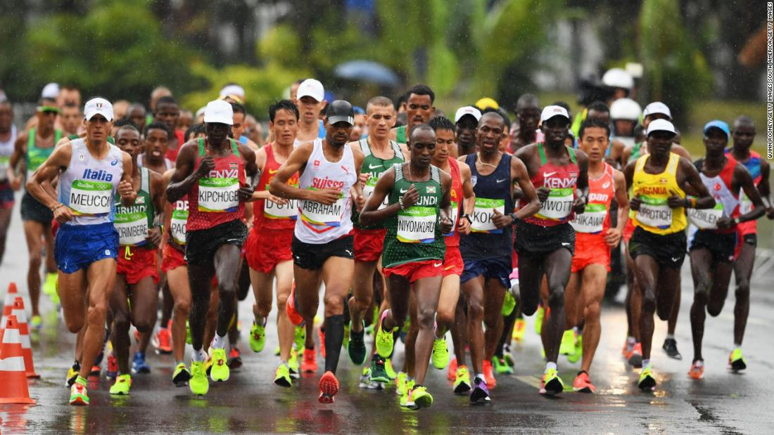 Italian marathon sparks outrage after banning African runners - CNN