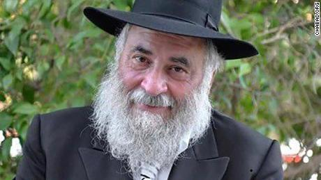 Rabbi injured in shooting: Why was my life spared?
