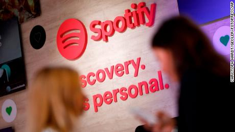 Spotify now has more than 100 million paid subscribers
