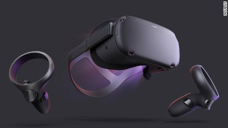 Oculus Quest Pre-order Up at Amazon