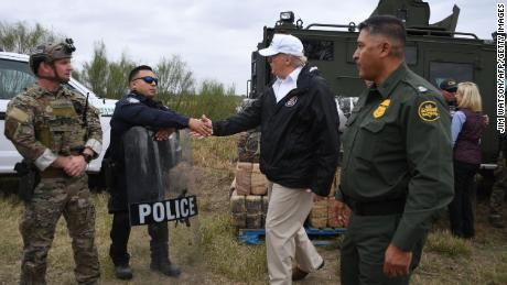 Trump Asks Congress for $4.5 Billion in Emergency Border Funds