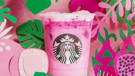 All the drinks launching in the new Starbucks summer line-up