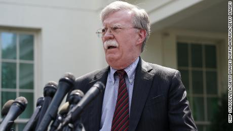 Bolton says senior Venezuelan officials committed to backing Guaido