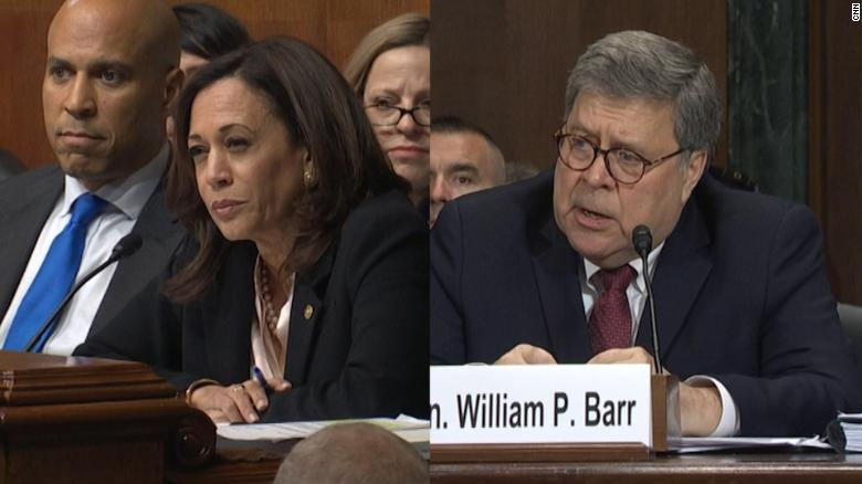 Democrats call for removal of Barr after attorney general's testimony