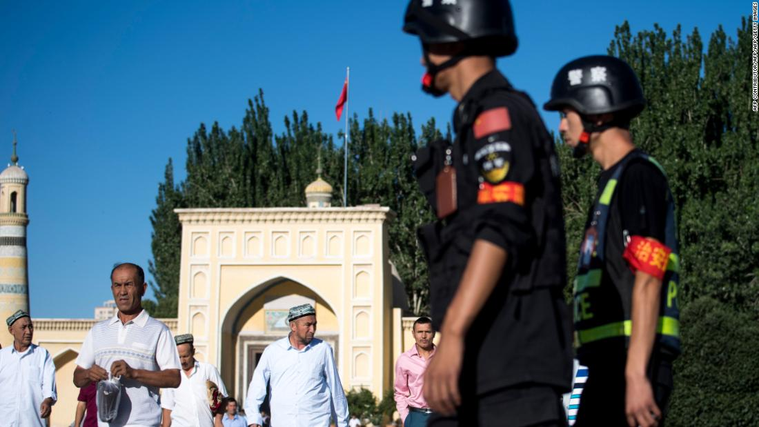 North Korea, Saudi Arabia and Myanmar among 37 signatories in letter defending China's actions in Xinjiang - CNN