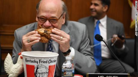 Rep. Steve Cohen's KFC stunt wasn't finger-lickin' good