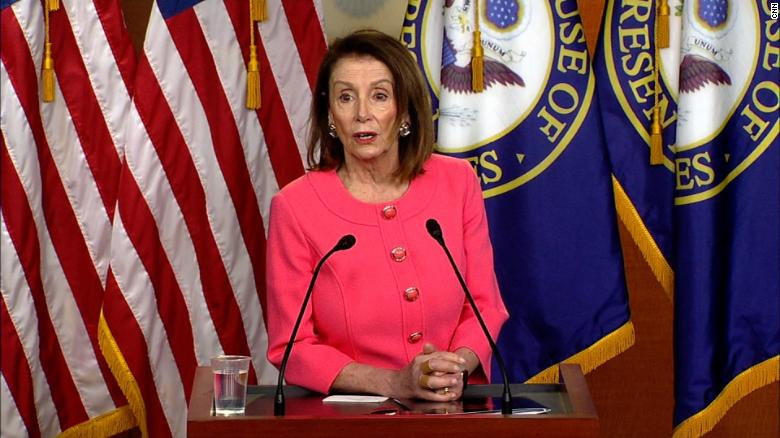 Pelosi Weighs Holding Barr In Contempt for Refusing House Dems' Demands