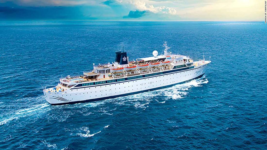 Scientology cruise ship measles outbreak: 91% of people aboard immune - CNN