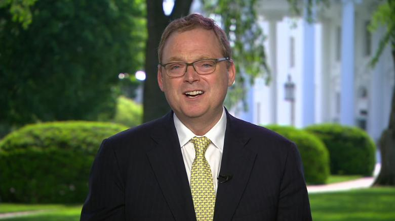 White House economic adviser Hassett to step down