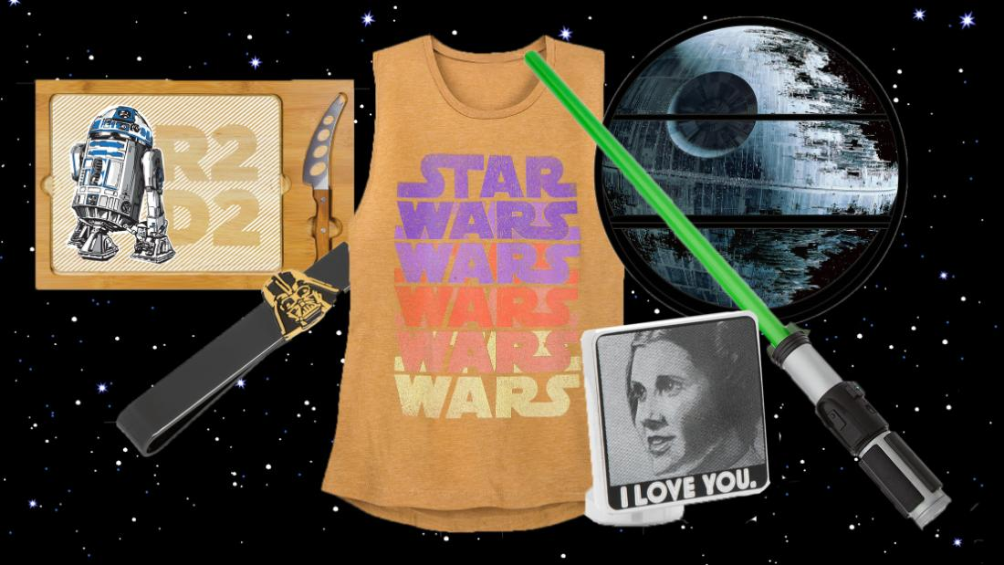 Here's your ultimate guide for shopping Star Wars on May the Fourth